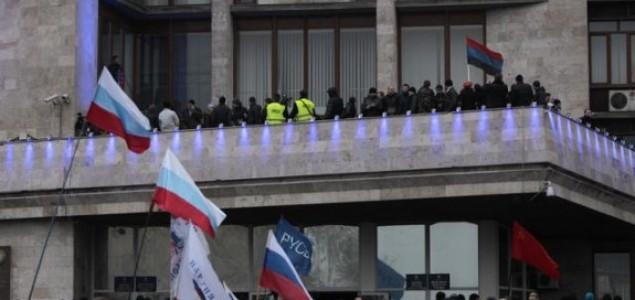 Krim traži pripajanje Moskvi, referendum 16. marta