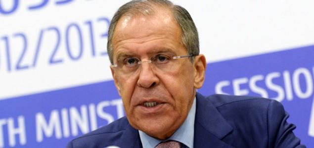 Lavrov: Nametanje sankcija Rusiji bi se vratilo kao bumerang SAD-u