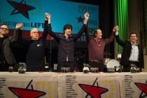 """Luka Mesec: Bez klasne solidarnosti radnika i """"pokreta nesvrstanih"""" perifernih država EU nećemo se izvući iz krize"""