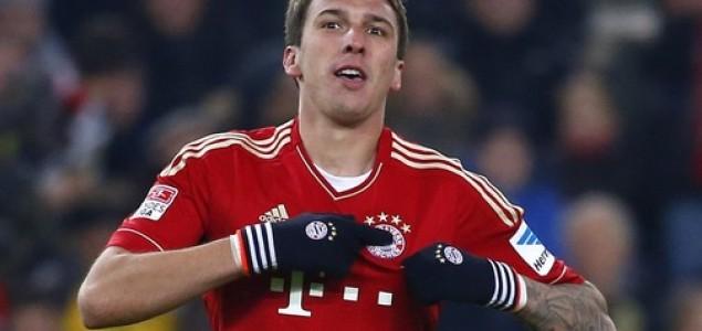 Juventus želi Mandžukića, u Bayernu izvjesili cijenu od 30 milijuna eura
