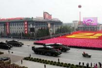 Severna Koreja testirala novi raketni motor