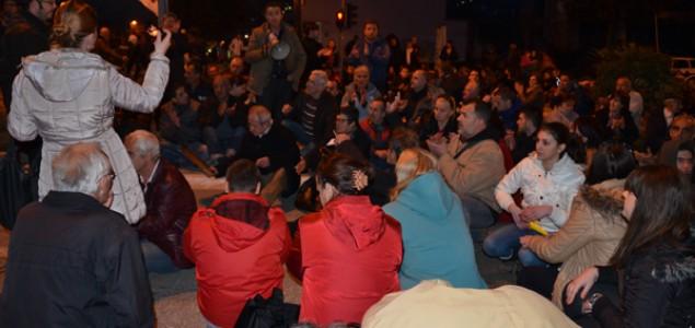 Simbol građanskih protesta Muharem Hindić Mušića tvrdi: Policija me tukla