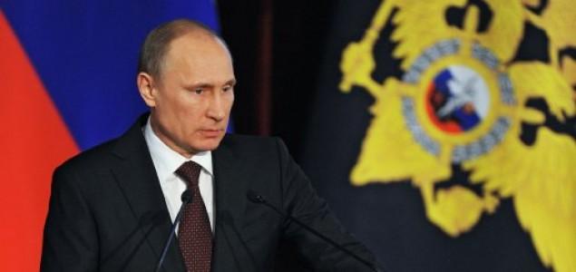 "Goran Sarić: Zapad protiv Putina: pucaj, pa reci ""Stoj!"""