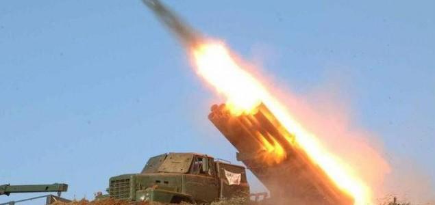 Sjeverna Koreja ispalila nove rakete