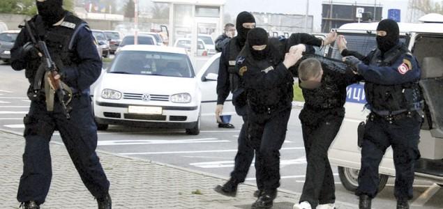 U toku akcija hapšenja više stotina osoba u BiH, učestvuje više od 2.000 policajaca