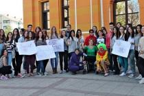 Akcija srednjoškolaca: Gimnazija Mostar dijeli sreću