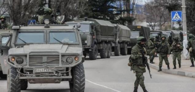 UKRAJINA SPREMA RAT PROTIV RUSKIH SNAGA NA KRIMU 'Krim je bio, je i bit će naš teritorij!'