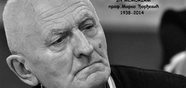 Svetislav Basara: Hrišćanstvo nije  grljenje i ljubljenje na mitinzima i krkanlucima