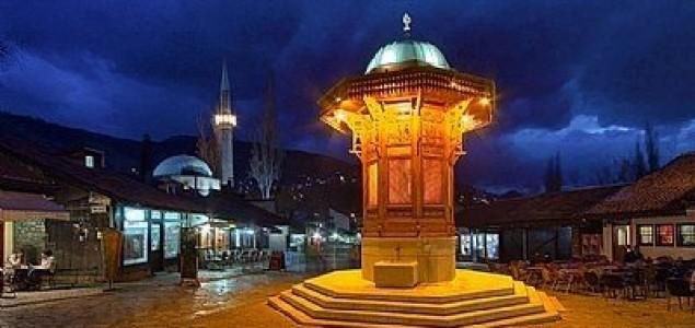 Sarajevska čaršija proglašena nacionalnim spomenikom BiH