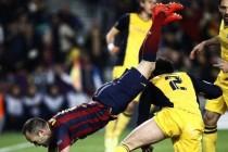 Atletico i četvrti put ove sezone ostao neporažen protiv Barce