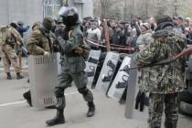 Kijev pokrenuo vojnu operaciju na istoku zemlje
