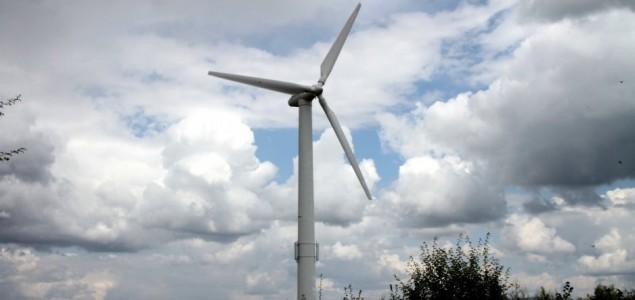 Vjetroelektrana u Visokom jedna od prvih koje proizvode struju u BiH