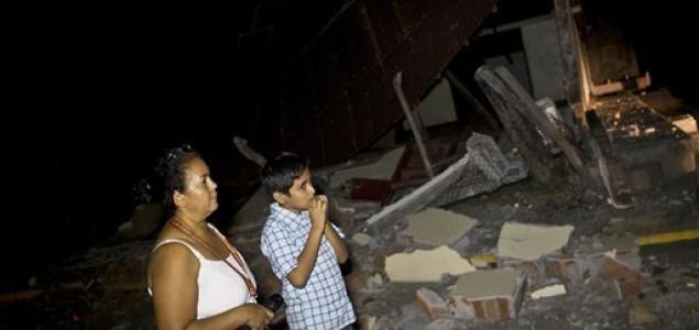 U zemljotresu u Nikaragvi 24 povređenih