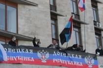 Proruski demonstranti u Donjecku proglasili nezavisnost od Ukrajine