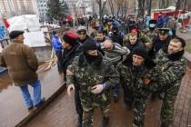 Ukrajina: Istekao rok separatistima za predaju oružja, okupacija nastavljena