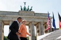 Merkel i Obama o jačim sankcijama Rusiji