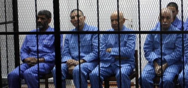 Počelo suđenje Gadafijevim sinovima