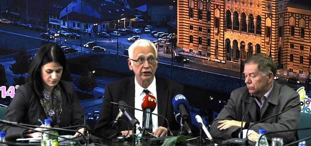 Tilman Zulch od sutra zvanično Počasni građanina Sarajeva: BiH mora biti jedinstvena bez lažnih podjela