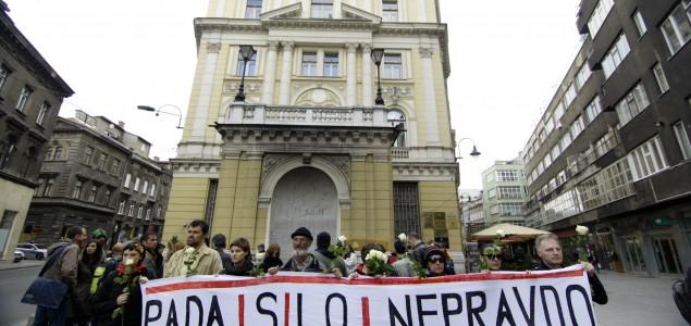 Grupa građana Sarajeva odala počast žrtvama fašizma