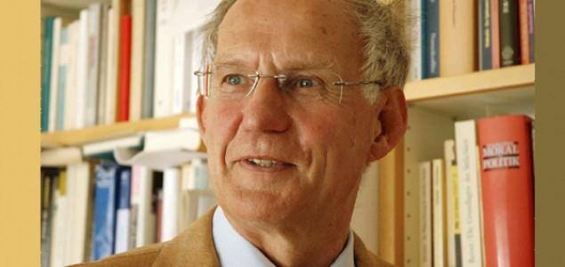 Intervju Otfrid Höffe: Negiranje zločina je politička sramota