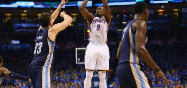 Šok na otvaranju NBA doigravanja: Oklahoma jedini favorit koji je slavio