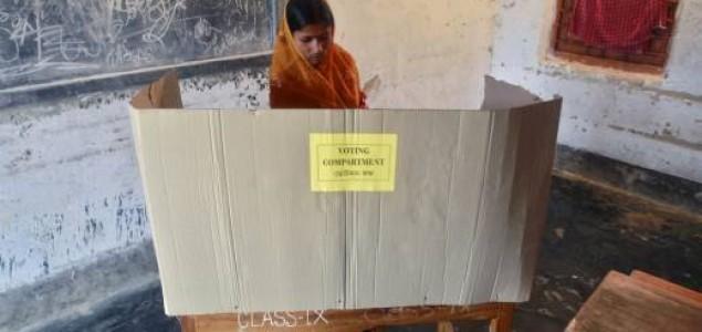 U Indiji počeli najveći izbori na svijetu