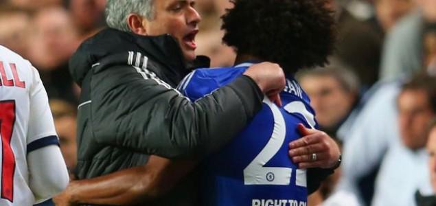 """Ovakvog Mourinha još niste vidjeli: """"Nisam slavio, davao sam upute"""""""