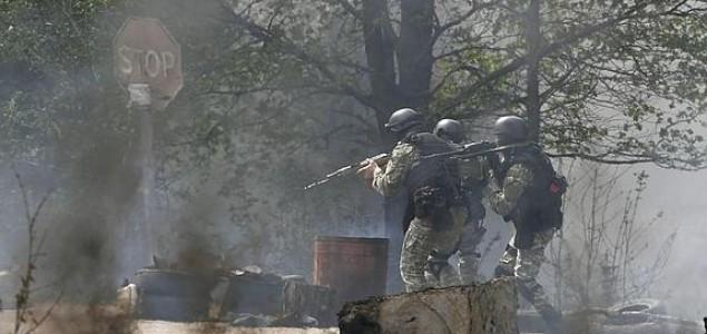 Ukrajina: Vojska na tenkovima ulazi u grad Slavjansk, ima mrtvih