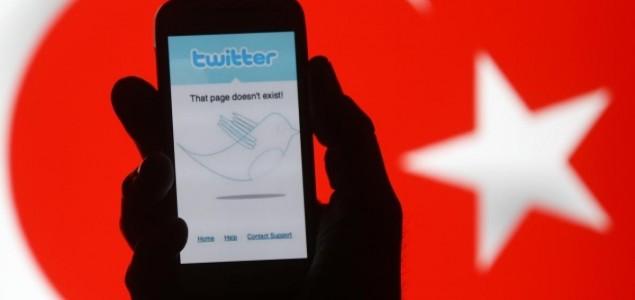 Turski Ustavni sud: Zabrana Twittera kršenje prava na slobodu govora
