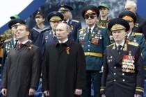 Putin na Crvenom trgu pozdravio trijumf ruskog domoljublja