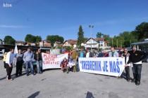 Plenumaši iz Tuzle, Zenice, Mostara… stižu pješke u Sarajevo