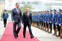 Premijer Srbije Aleksandar Vučić stigao u BiH
