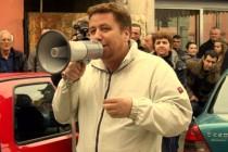 """Nermin Mehić: """"U hladu protesta"""""""