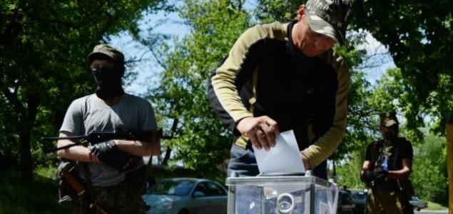 Pobunjenici proglasili pobjedu na referendumu