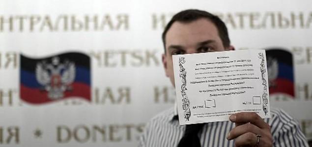 Referendum počeo ranije u Marijupolju, u Harkovu neće biti ni održan