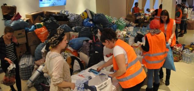 Berlin: Bosanci i Hercegovci sakupljaju pomoć za stanovnike poplavljenih područja u BiH
