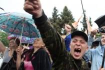 Ukrajina: Separatisti proglasili nezavisnost, Zapad ne priznaje referendum