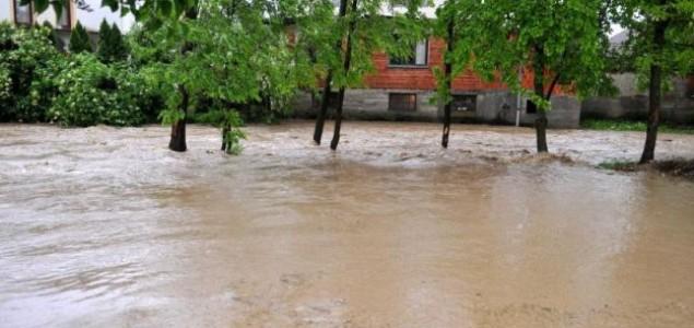 Vodostaji rijeka u BiH i dalje u porastu