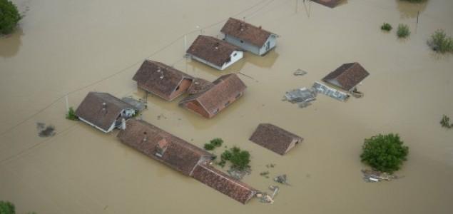 Poplava u Hrvatskoj izbacila Srba