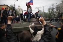 Proruski separatisti pripremaju nedjeljni referendum