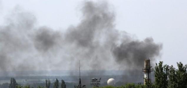 Ukrajinske snage napale separatiste u zračnoj luci Donjeck