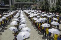 Maturanti u Sarajevu plesali za žrtve poplava i Guinessov rekord