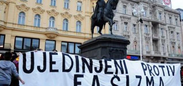 Mrš fašizmu (ustaštvu), sloboda (hrvatskom) narodu!