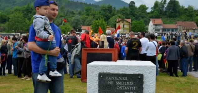 U Jablanici obilježena 71. godišnjica herojske Bitke na Neretvi