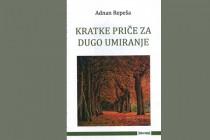 """Promocija knjige """"Kratke priče za dugo umiranje"""", Adnana Repeše"""