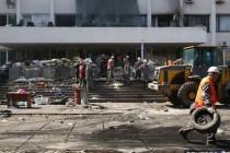 Proruski pobunjenici proterani iz državnih zgrada u Marjupolju