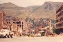 Dolores Veledar Perić: Mostar u zoru 9. maja 1993.