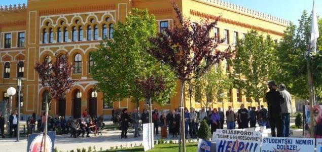 Mostarci ujutro kreću vozom na okupljanje u Sarajevu