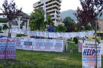 Izložba policijske torture u Mostaru