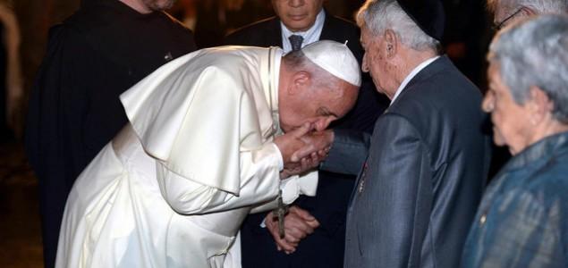 UZBRDICE/NIZBRDICE Ljubo R. Weiss: Papa Franjo na pupku svijeta (II)
